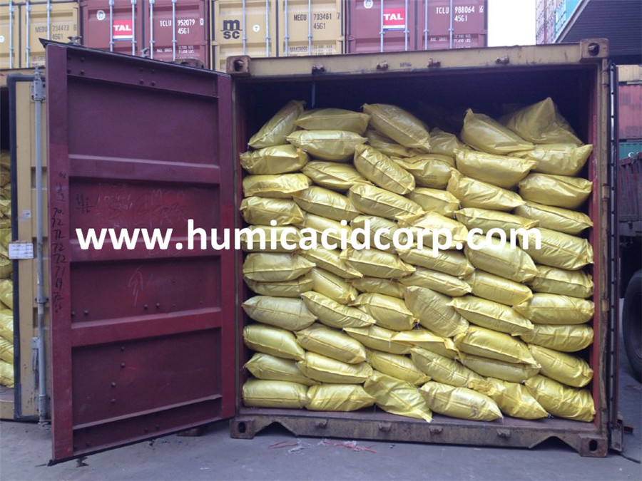 Soluble Humic Acid Humate In Woven Bag