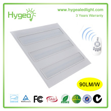 Hot selling 3 years warranty 36W LED grille panel light 600x600 High Quality Led Grille Light