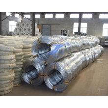 Suspensión de alambre de hierro galvanizado