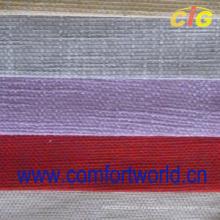 Tissu en polyester de canapé (SHSF04406)