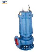 Pompes à eaux usées submersibles à entraînement électrique