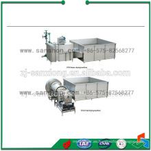 Deshidratador tipo caja para el secado de alimentos