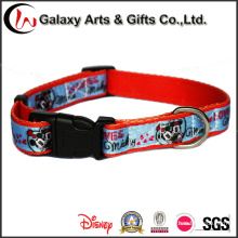 Licensed Sublimation Pet Accessories for Dog Collars&Leashes