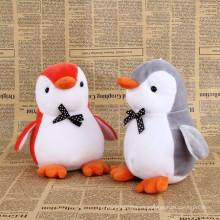 Juguetes baratos al por mayor promocionales del pingüino de la felpa