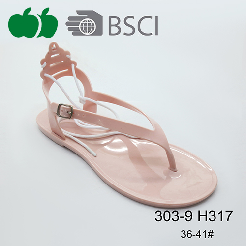 sexy ladies jelly sandals