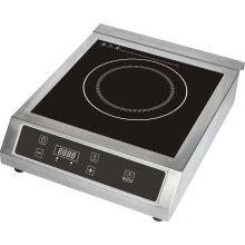 Cuisinière à induction 120 V 1800 W avec capteur et bouton de commande Sm-H16b