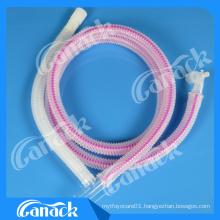Veterinary Anesthesia Breathing Circuit-Midsplit Tube