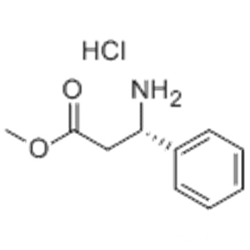 (S)-3-Amino-3-phenyl propionic acid methylester HCl CAS 144494-72-4