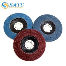 Disco de aleta mini disco abrasivo de cambio rápido para metal y acero