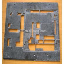Carbon fiber composite plate