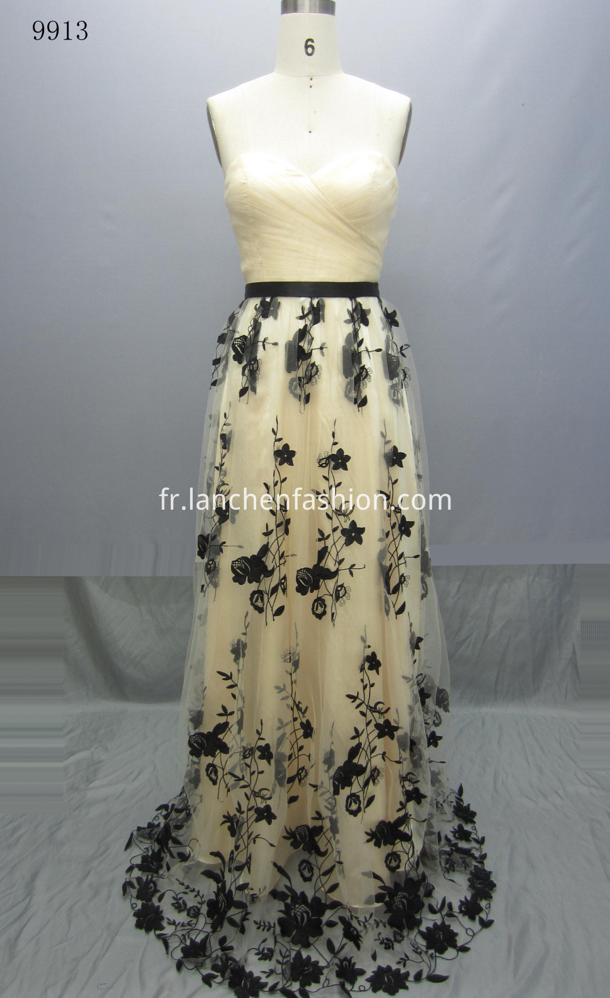 Sweetheart Formal Dress