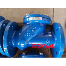 Ball Check Valve Flanged Iron Ball Check Valve