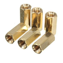 Hex Insert Lock nuts jam hexagonal nuts