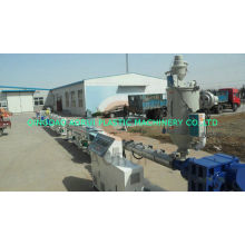 16-1600mm Vacuum Feeder Hdpe Pipe Extrusion Line For Sewage Pipe