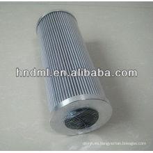 El reemplazo para el cartucho de filtro de aceite hidráulico FILTREC R140G25B, cartucho de filtro de máquina de luz