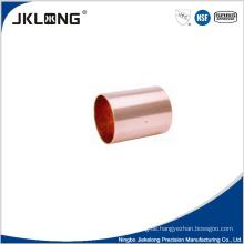 J9015 Kupfer Grübchen Kupplung 1 Zoll Kupfer Rohrverschraubung