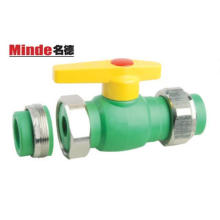 PPR Brass Ball Valve with RoHS
