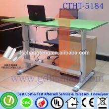 modern square dinner set height adjustable changing table coffee desk table height adjustable