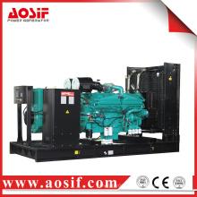 China 900kw / 1250kva generador de China a prueba de sonido QSK38-G5 diesel generador