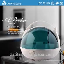 Popular aromatic machinefancy noche luces difusor eléctrico ultrasónico humidificador usb