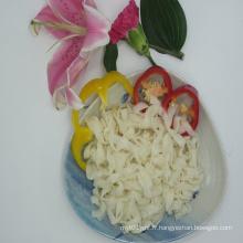 Santé Aliments Slimming Food Konjac Noodle Fettuccine avec 6kcal