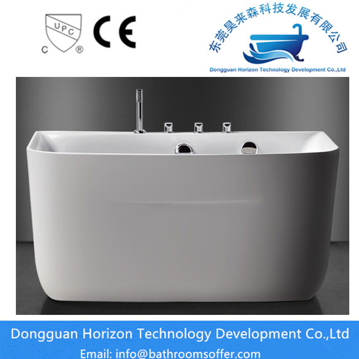Square Massage Bathtub