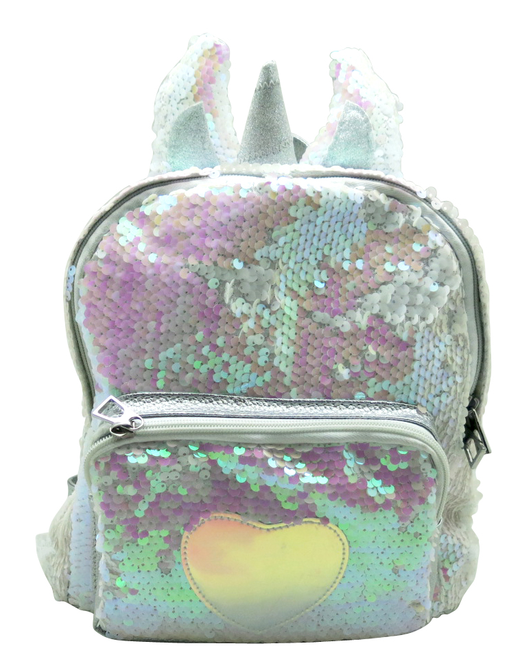 Unicorn1 Sequin Backpack 2