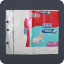 Saco de embalagem personalizada de higiene pessoal impresso