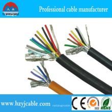 Cable vendiendo caliente del control de Kvv