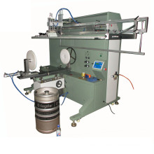 TM-Mk Large Size Bottle Screen Printing Machine