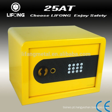 Security home safe box with 8 colors for choose