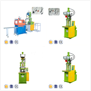 Garment Clothing Ribbon Injection Moulding Machine