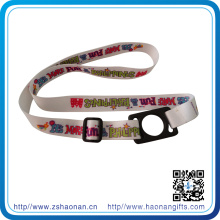 Cheap Custom Bottle Holder Lanyard for Promotional Gifts