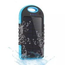Outdoor Solar Power Bank Waterproof Phone Solar Charger
