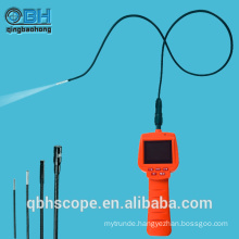3.9mm handheld inspection camera gooseneck flexible metal tube camera
