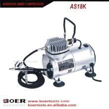 Kit de compresseur d'airbrush mini compresseur