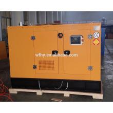 Silent type diesel generator 380v 50hz 12kw