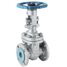 Flexible Wedge Flanged End Gate Valve