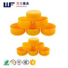 Taizhou Huangyan Plastic Injection cap mould manufacture process factory