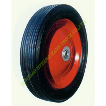 "solid wheel 10""x2.5"""