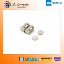 D12*2mm N42 Neodymium Magnet
