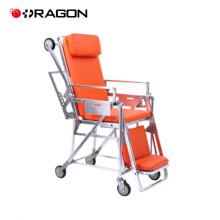 DW-AL001 Civière pliable patient avec roues prix