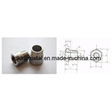 Bucha de Cabeça Hexelada em Aço Inoxidável (JB / ZQ4425)