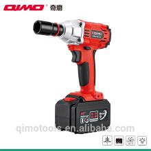 Neue Ankunft schnurloser Aufprall elektrischer Drehmomentschlüssel gesetztes Werkzeug 3017 21v 24mm China yongkang qimo