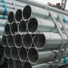 Gi pipes 100mm produits à forte demande en Chine
