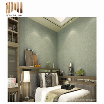 revestimiento de pared decorativo del dormitorio del vinilo impermeable