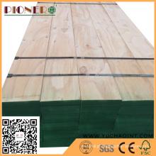 Madeira de pinho LVL para fazer casa de madeira