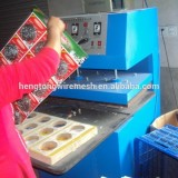 Engineer available overseas auto blister packing machine