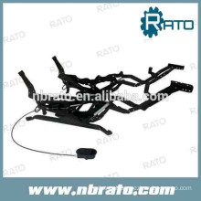 RS-112 folding reclining sofa mechanism