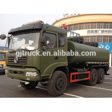 6 * 6 All Wheel Drive Refuel Trucks Refuller Vehicle Off Road Vehículo militar